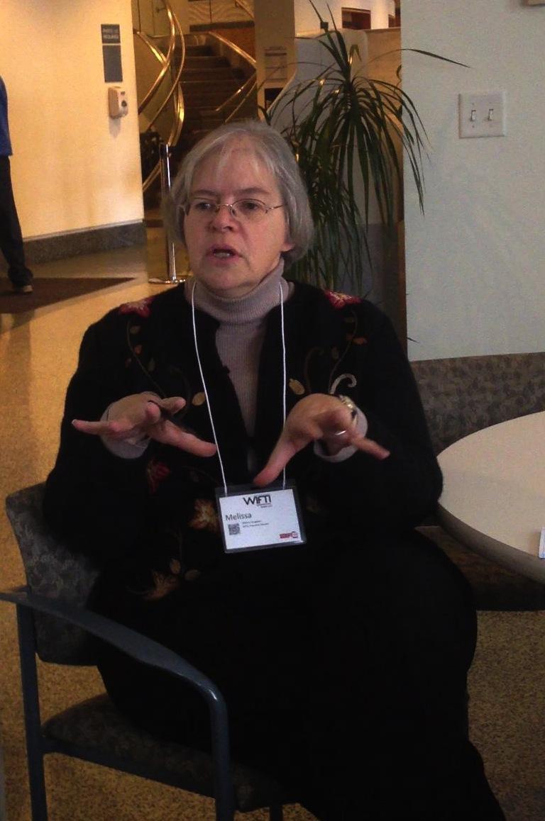 Melissa Houghton, Executive Director, WIFV DC