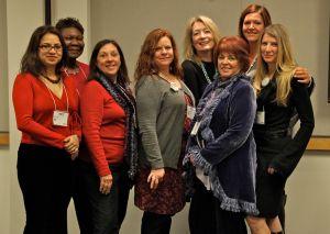 WIFTI Board Members at the WIFTI Summit 2012.